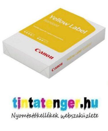 A/4 80g. Canon Copy/Océ Standard Label/Yellow Label nyomtató és fénymásoló papír, 500 ív/csomag