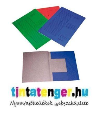 Iratgyűjtő A/4 karton 5 színben
