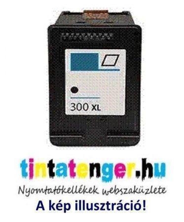 CC641EE[Bk] No.300XL 20ml nagy kapacitású utángyártott fekete tintapatron