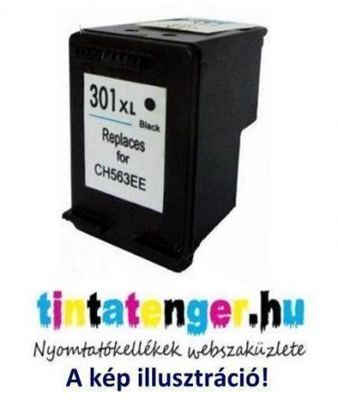 CH563EE[Bk] No.301XL 20ml nagy kapacitású utángyártott fekete tintapatron