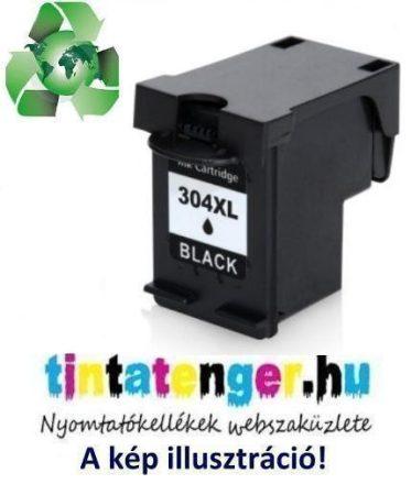 N9K08AE [Bk] No.304XL 17ml nagy kapacitású utángyártott fekete tintapatron