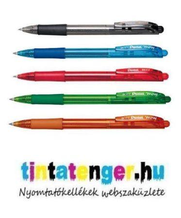 Golyósirón Pentel BK417 , 8 színben!