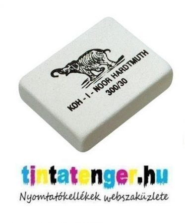 KOH-I-NOOR Kaucsuk radír 300/30  - 38x29x9 mm
