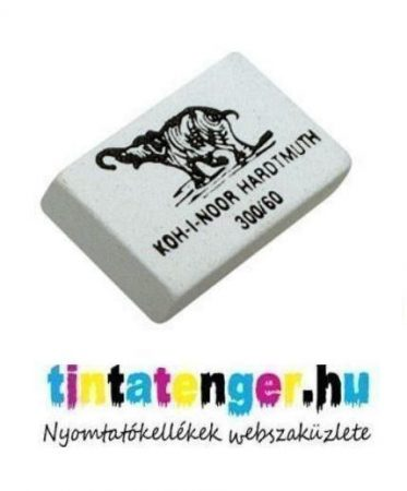 KOH-I-NOOR Kaucsuk radír 300/60 - 31x21x7 mm