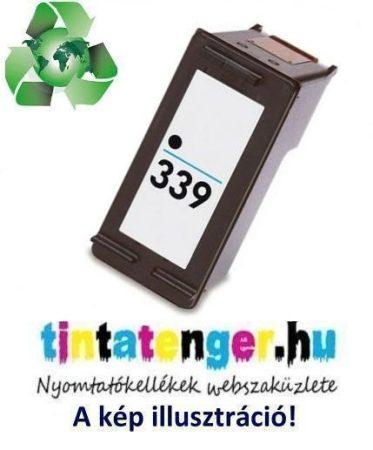 """C8767EE[Bk] No.339 35ml """"Green World"""" nagy kapacitású utángyártott fekete tintapatron"""