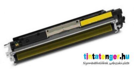 CE312A (No.126A), CRG 729[Y] sárga premium utángyártott kazetta