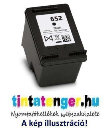 """F6V25AE[Bk] No.652 6,5ml """"Green World"""" utángyártott fekete tintapatron"""