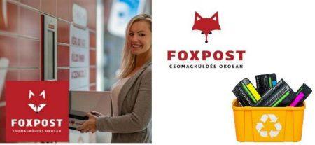 FOXPOST ( 800,- HUF) üres leadást szeretnék