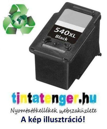 """PG540XL [Bk] 20ml """"Green World"""" nagy kapacitású utángyártott fekete tintapatron PG-540XL"""