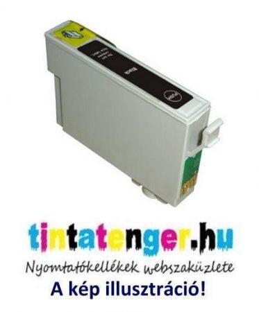 T0711XL[Bk] 15ml utángyártott fekete tintapatron
