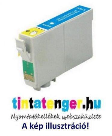 T0712XL[C] 15ml utángyártott kék tintapatron