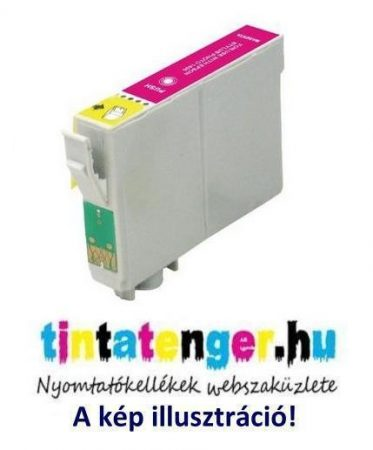 T0713XL[M] 15ml utángyártott bíbor tintapatron