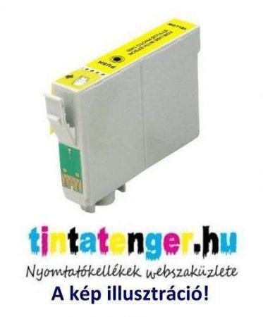 T0714XL[M] 15ml utángyártott sárga tintapatron