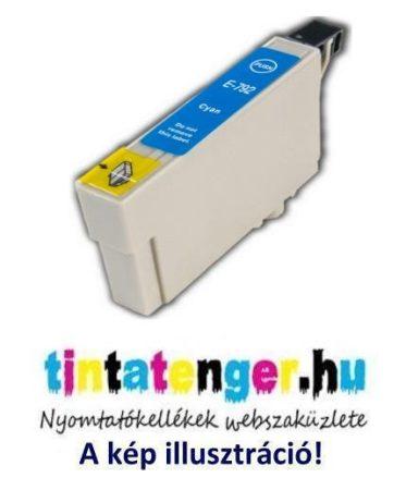 T0792[C] 12ml utángyártott kék tintapatron