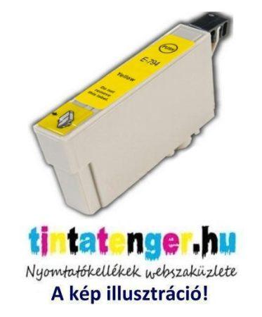 T0794[Y] 12ml utángyártott sárga tintapatron