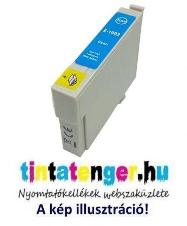 T1002[C] 14ml utángyártott kék tintapatron