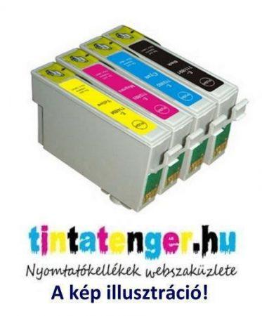 T1295XL[Bk-C-M-Y] 14+3x9ml utángyártott multipack 4 szín