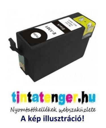 T1301[Bk] 25+5ml utángyártott fekete tintapatron