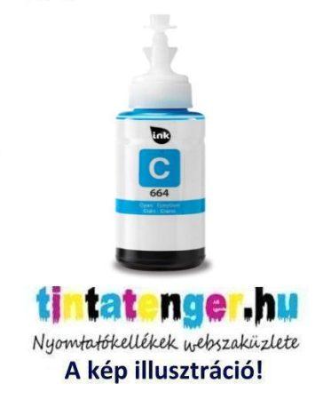 T6642 [C] 70ml utángyártott kék tintatartály