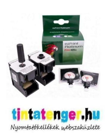 Töltőállomás PG-510 PG-512 PG-540 patronokhoz, + 18ml tinta