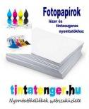Fotopapírok